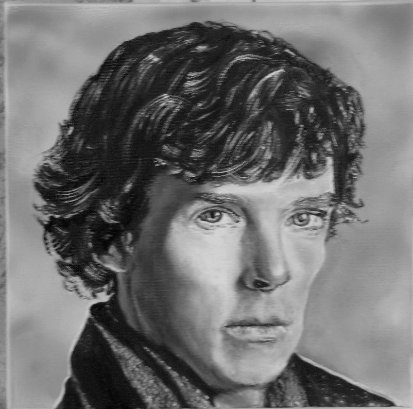 Benedict Cumberbatch by JMGIBO